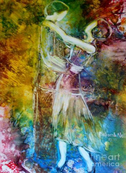 Painting - How I Love You by Deborah Nell