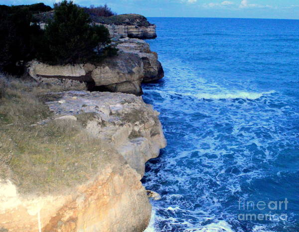 Wall Art - Photograph - How I Met Adriatic Sea by Meeli Sonn