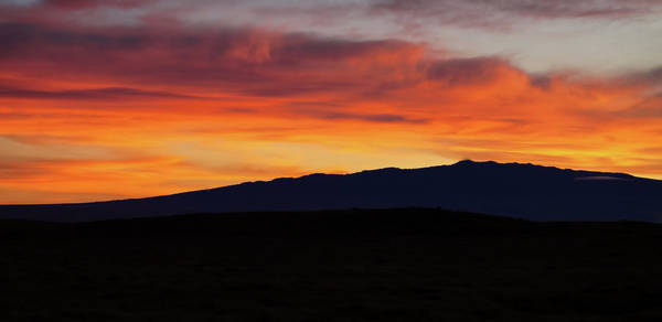 Photograph - Hualalai Sunset by Pamela Walton
