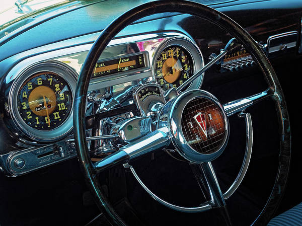 Photograph - Hudson Hornet by Thomas Hall