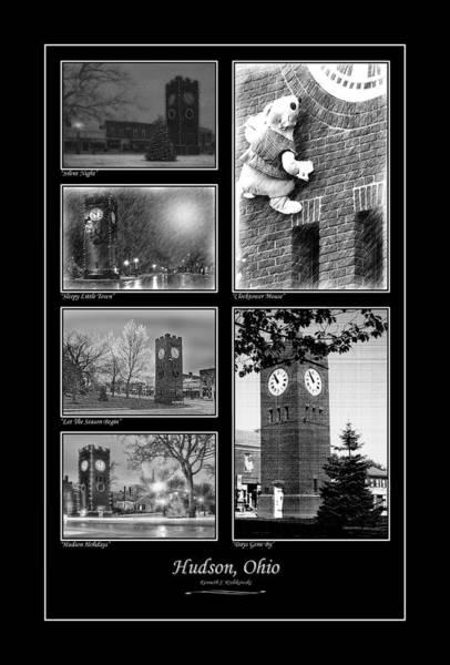 Wall Art - Photograph - Hudson Ohio Compilation I  by Kenneth Krolikowski