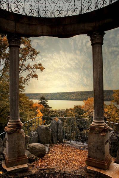 Photograph - Hudson River Overlook by Jessica Jenney