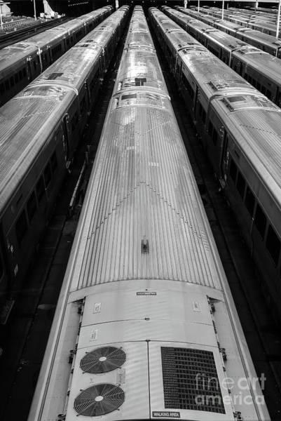 Photograph - Hudson Yards Nyc by Edward Fielding