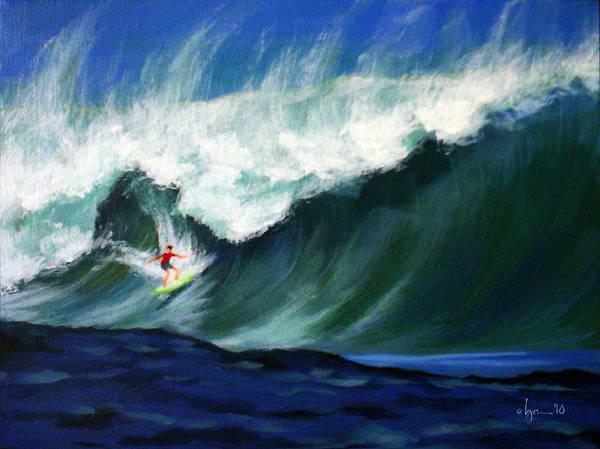 Painting - Huge by Angela Treat Lyon