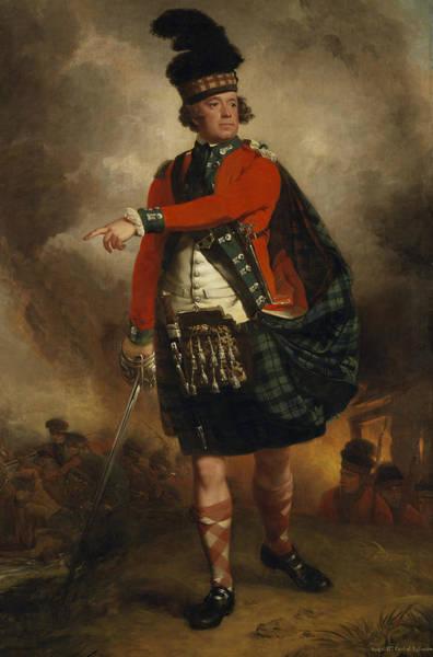 Painting - Hugh Montgomerie, 12th Earl Of Eglinton by John Singleton Copley