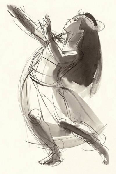 Painting - Hula Mahealani by Judith Kunzle