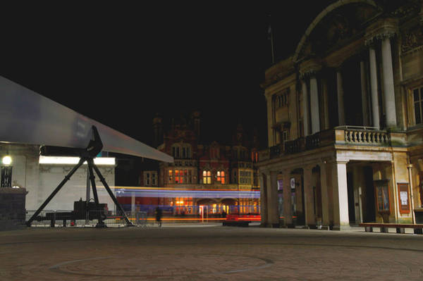 Photograph - Hull Blade - City Of Culture 2017 by Sarah Couzens