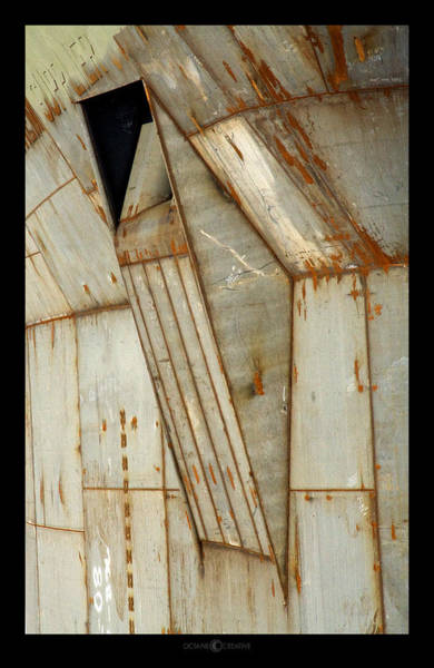 Photograph - Hull Detail by Tim Nyberg