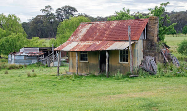 Photograph - Humble Home by Nicholas Blackwell