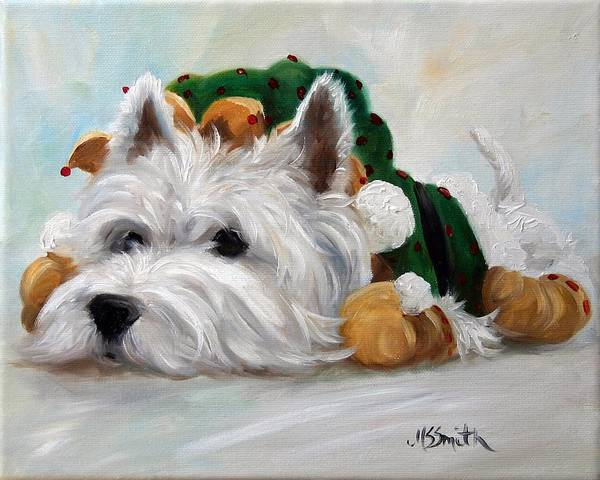 Wall Art - Painting - Humbug by Mary Sparrow