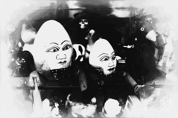 Photograph - Humpty Dumpties by Jenny Revitz Soper
