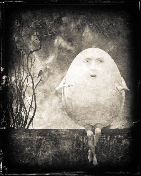 Digital Art - Humpty Dumpty by Bob Orsillo