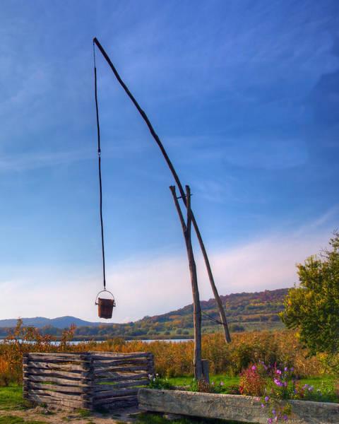 Photograph - Hungarian Well by Peter Kennett