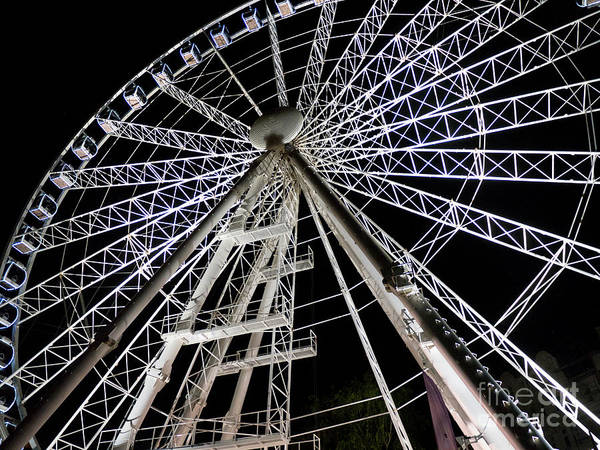 Photograph - Hungarian Wheel by Brenda Kean