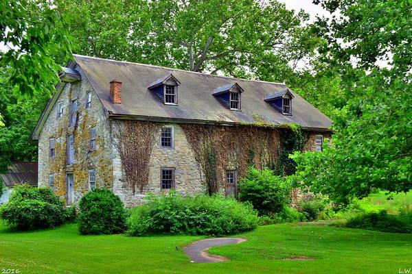 Photograph - Hunsecker's Mill by Lisa Wooten
