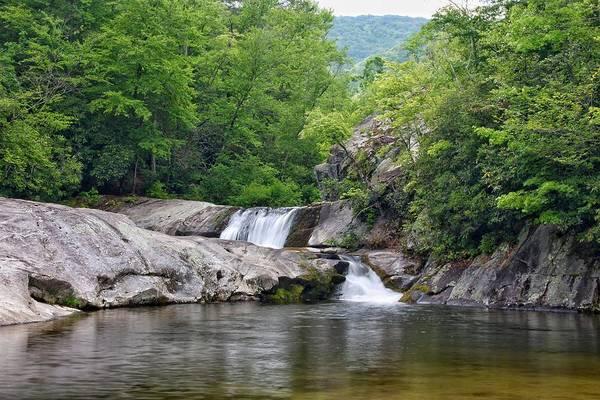 Photograph - Hunt Fish Falls by Chris Berrier