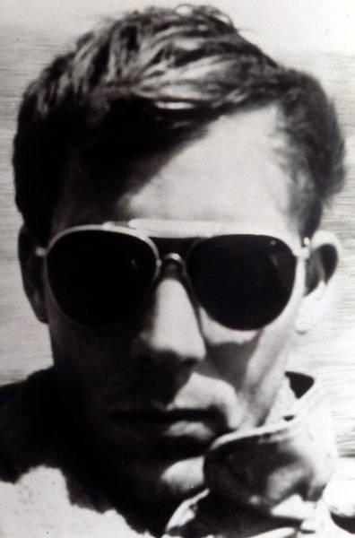 Journalism Wall Art - Photograph - Hunter S. Thompson, 1960s by Everett