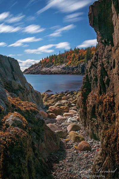 Photograph - Hunters Beach On An Autumn Afternoon by Darylann Leonard Photography