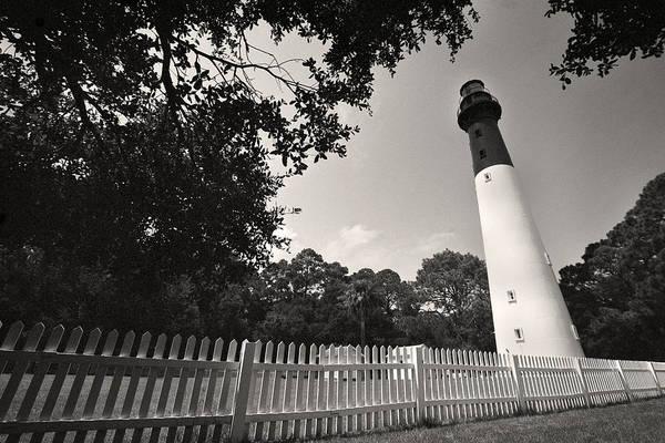 Hunting Island Lighthouse Wall Art - Photograph - Hunting Island Lighthouse - South Carolina by Andy Moine