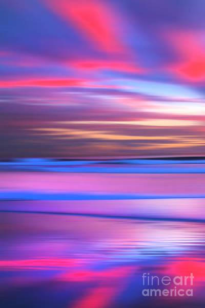 Huntington Beach Photograph - Huntington Pastels - 1 Of 3 by Sean Davey