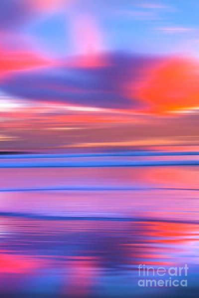 Huntington Beach Photograph - Huntington Pastels - 2 Of 3 by Sean Davey