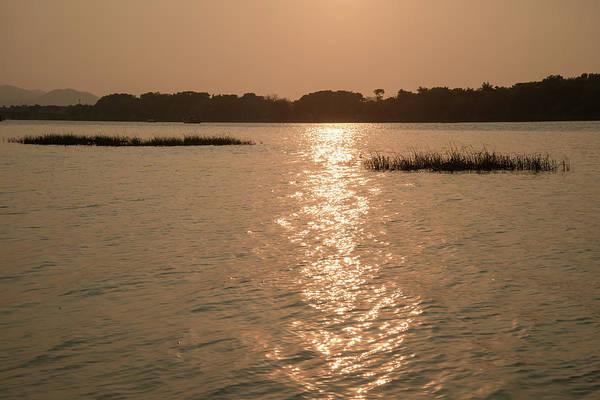 Photograph - Huong River #4 by Tran Minh Quan