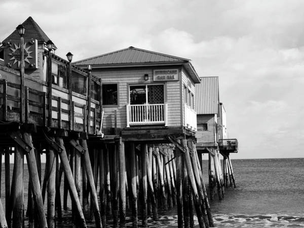 Photograph - Hurricane Raw Bar by Mary Capriole