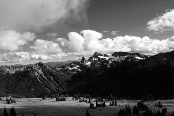 Photograph - Hurricane Ridge by Jenny Mead