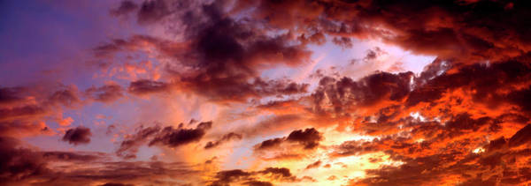 Photograph - Hurricane Sunset by Christopher Johnson