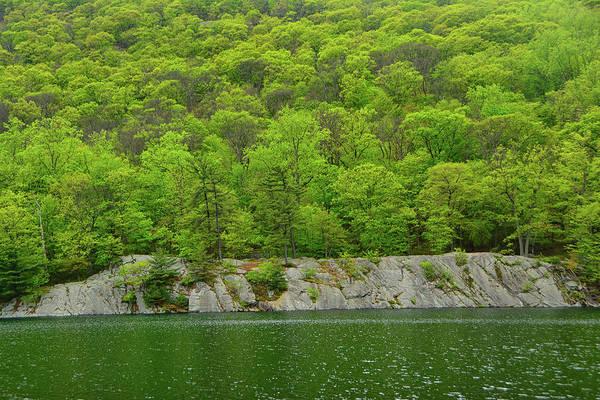 Photograph - Hussein Lake In Bear Mountain State Park by Raymond Salani III