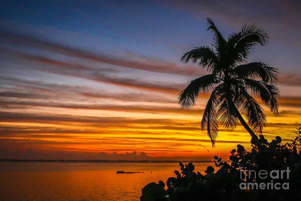 Photograph - Hutchinson Island Sunrise #1 by Tom Claud