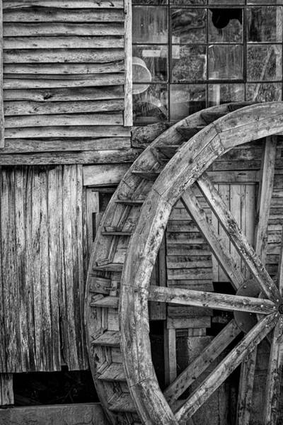 Photograph - Hydes Mill 2 - Ridgeway - Wisconsin by Steven Ralser