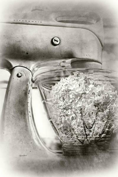 Photograph - Hydrangea Mix by Sharon Popek