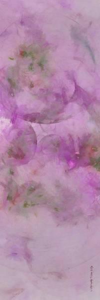 Lurksart Painting - Hyperthyroidization Weave  Id 16097-180124-56540 by S Lurk