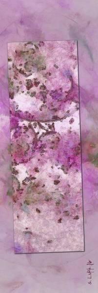 Lurksart Painting - Hyperthyroidization Weave  Id 16097-180124-56543 by S Lurk