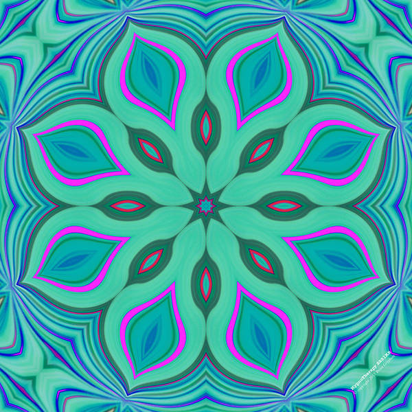 Digital Art - Hypnotherapy 2231k8 by Brian Gryphon