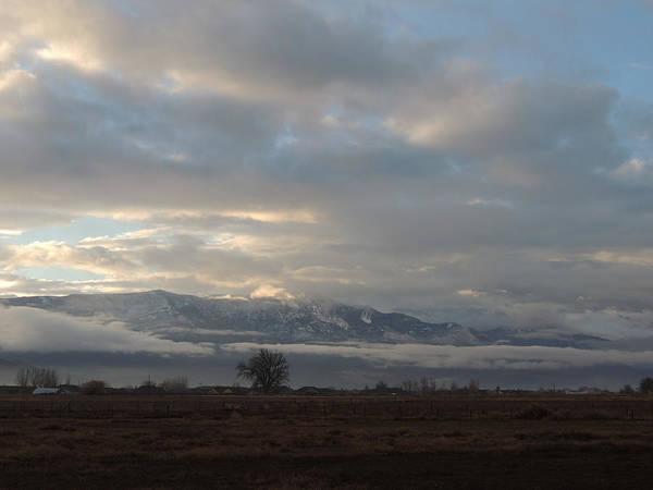 Photograph - I-70 Sunrise Utah by Andrew Chambers