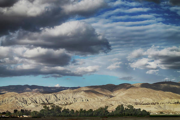 Palm Desert Photograph - I Almost Touched The Clouds by Laurie Search