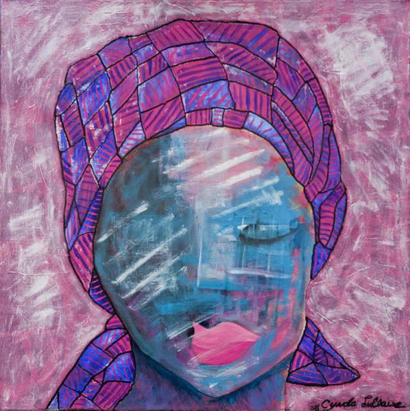 I Am A Survivor Art Print by Cynda LuClaire
