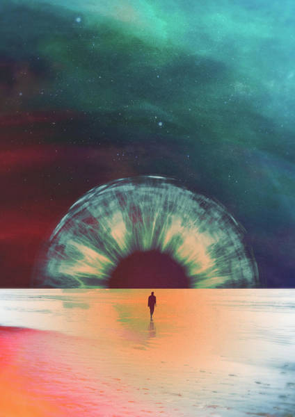 Indie Wall Art - Digital Art - I Am Dawn by Fran Rodriguez