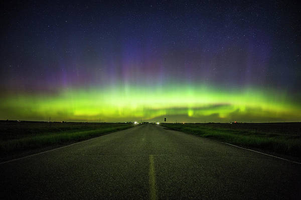 Wall Art - Photograph - I Am The Highway by Aaron J Groen