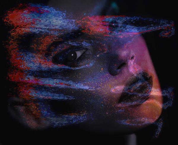 Digital Art - I Breathe Art Therefore I Am Art by ISAW Company