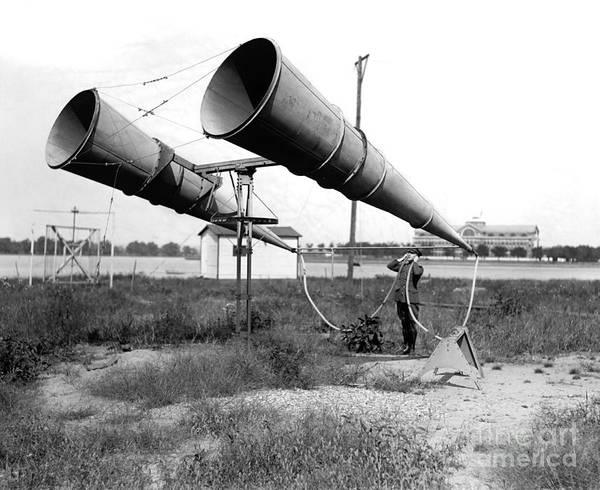 Comedy Photograph - I Can Hear You by Jon Neidert