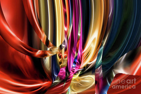 Harp Digital Art - I Entered And Worshipped by Margie Chapman