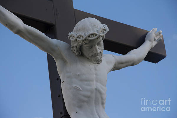 Wall Art - Photograph - I Found Jesus by Michael Rados