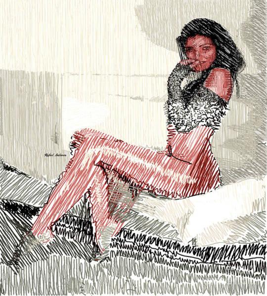 Digital Art - I Got No Problem  by Rafael Salazar