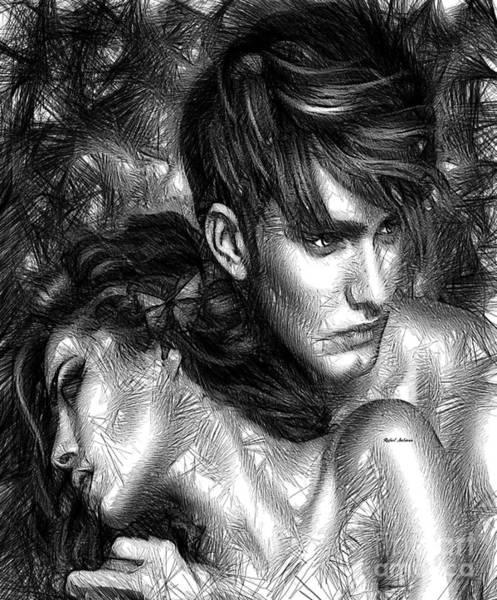 Digital Art - I Got Your 6 by Rafael Salazar
