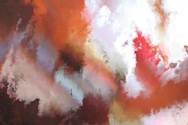 Painting - I - Halfling by John WR Emmett