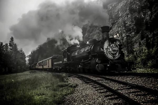 I Hear The Train A Comin' Art Print