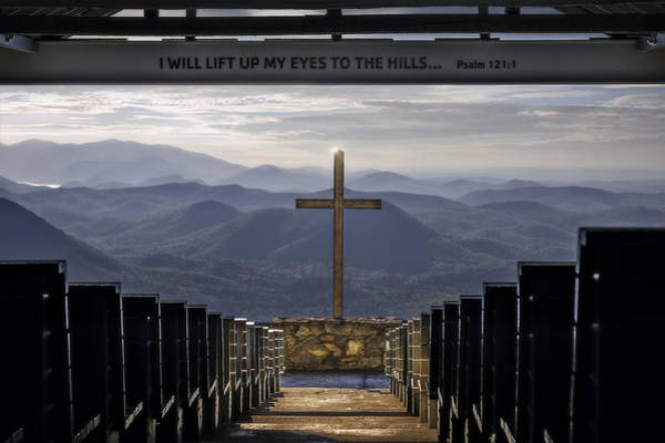 Wall Art - Photograph - I Lift Up My Eyes To The Hills by Eduard Moldoveanu